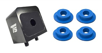 Torque Solution Shifter Bushing Combo: Hyundai Genesis Coupe 2010-2011