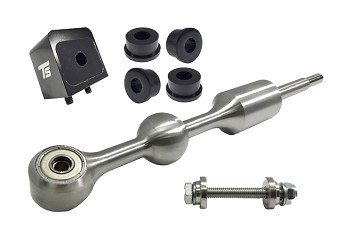 Torque Solution Short Shifter & Shifter Bushing Combo Complete: Hyundai Genesis Coupe 2011-2015