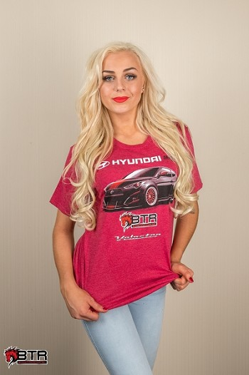 BTR Edition Veloster Turbo T-Shirt