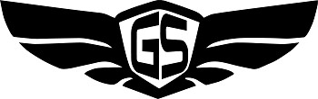 GENESIDE SQUAD Wing Emblem Decal (Single Layer)