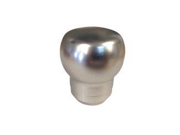 Torque Solution Fat Head Shift Knob (Silver): Subaru Sti 04-14/ Subaru BRZ 2013+/ Scion FR-S 2013+