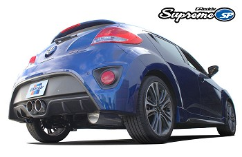 GReddy 13-18 Hyundai Veloster Turbo Supreme SP Exhaust