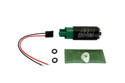AEM 320LPH 65mm Fuel Pump Kit w/o Mounting Hooks - Ethanol Compatible