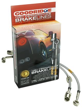 Goodridge 13+ Scion FR-S / Subaru BRZ Brake Lines (Front and Rear Set)