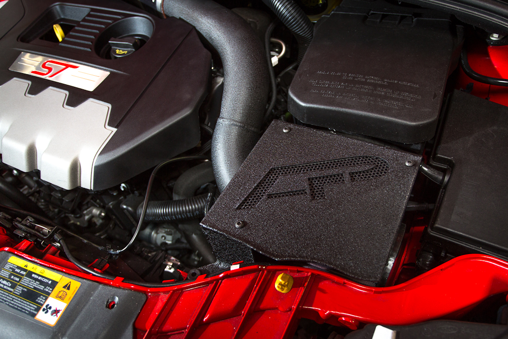 Ford Focus St Cold Air Intake >> Agency Power Cold Air Intake Kit With Cool Shield Ford Focus St 13 14