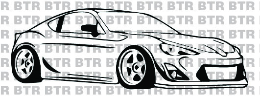 FRS Decal