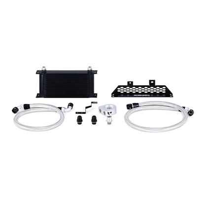 Mishimoto 13+ Ford Focus ST Non-Thermostatic Oil Cooler Kit - Black