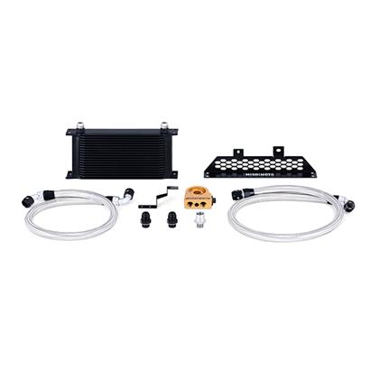 Mishimoto 13+ Ford Focus ST Thermostatic Oil Cooler Kit - Black