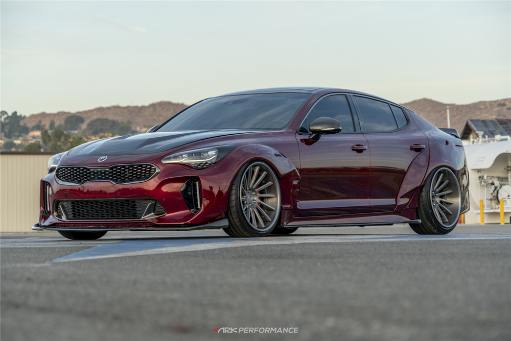 Ark Performance Kia Stinger Legato Collection Rear Wing