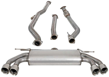 AEM Genesis Coupe 2.0T Cat-back Exhaust