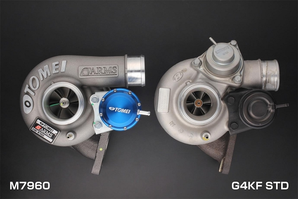 2010-2014 Hyundai Genesis Coupe 2.0T Tomei MX7960 Turbo Upgrade Kit
