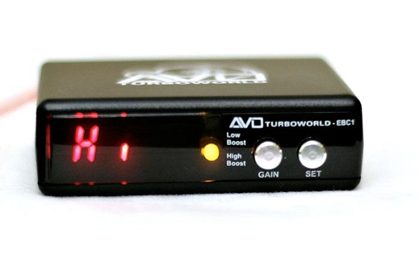 AVO Electronics Boost Controller - Universal Boost Controller PSI