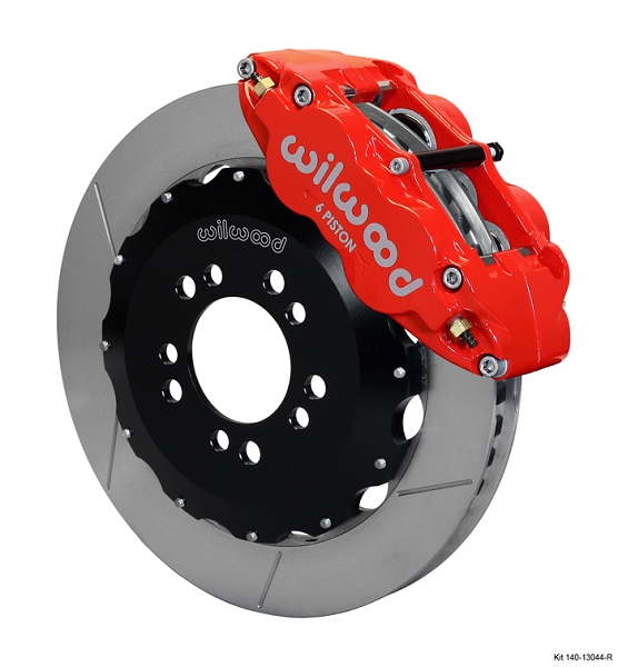 Wilwood Forged Narrow Superlite 6R Big Brake Front Brake Kit 14