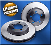 BP Premium Replacement Front Brake Rotors for 2010+ Hyundai Genesis Coupe Non-Brembo Brakes (Set of 2)
