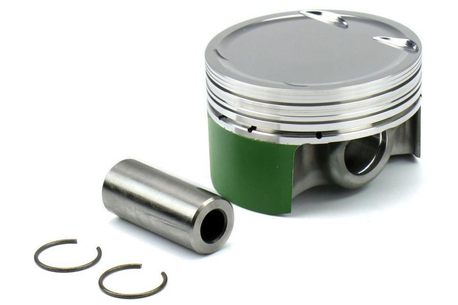 Cosworth Forged Piston With Pins Clips 9 0:1