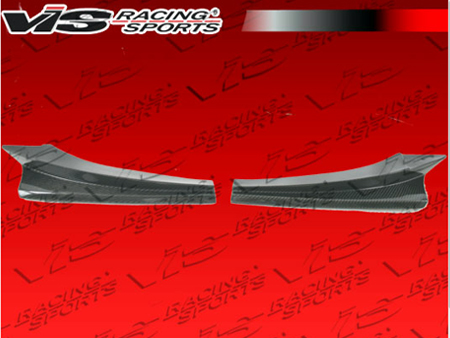 VIS Racing Pro Line Carbon Fiber Front Lip for Genesis Coupe