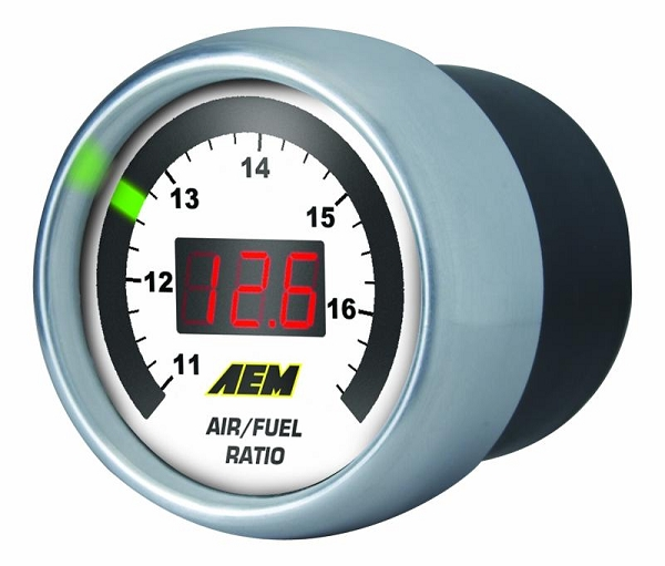 AEM 6-in-1 UEGO Wideband O2 Gauge