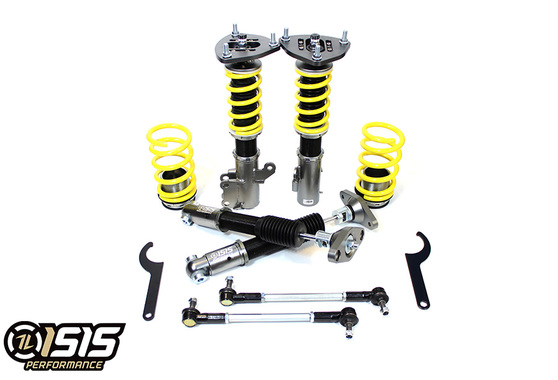 ISR (ISIS) HR Pro Series Coilovers for Hyundai Genesis Coupe 10+