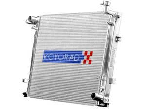 Koyo Radiator - Hyper V-Series for Genesis Coupe 3.8