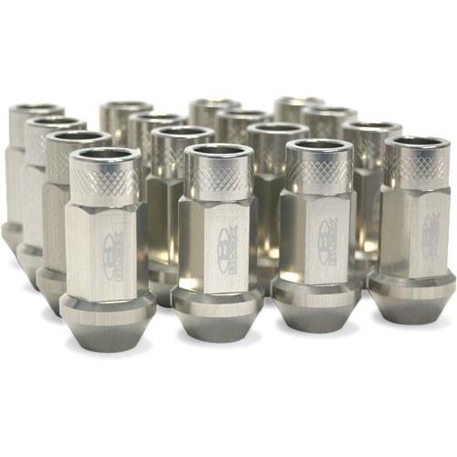 BLOX Racing Street Series Forged Lug Nuts 12x1.5mm - Set of 16