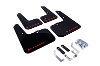 Rally Armor 12-13 Hyundai Veloster UR Mud Flap Kit