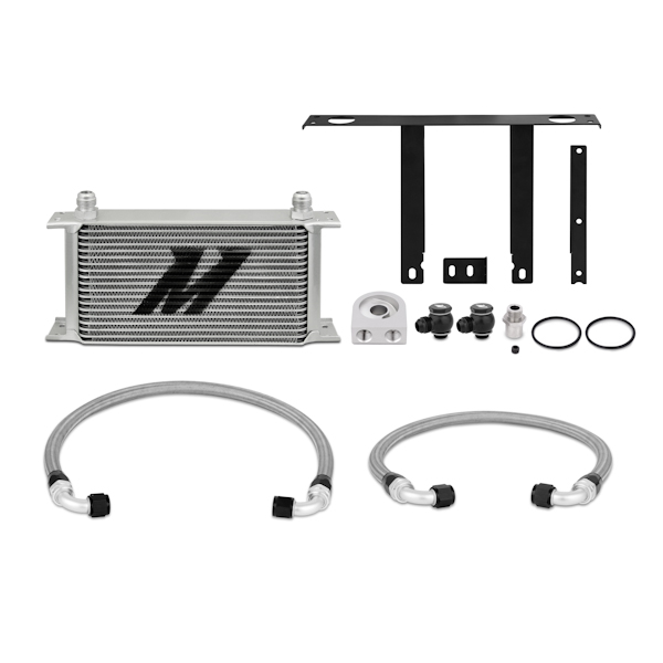 Mishimoto 10+ Hyundai Gensis Coupe 4cyl Turbo Oil Cooler Kit