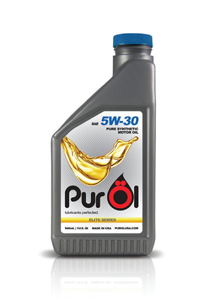 Purol Elite Synthetic Motor Oil 5W30 (works for 10w30 engines)
