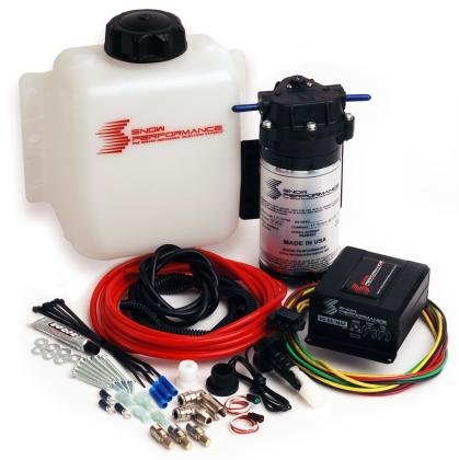 Snow Performance Stage II Boost Cooler N/A/Carbureted Water/Methanol Injection Kit