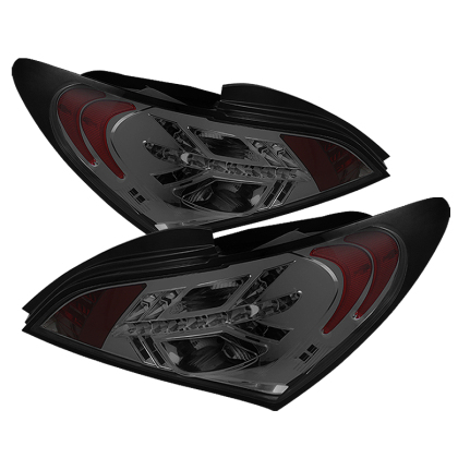 Spyder Tail lights for 2010-2016  Hyundai Genesis Coupe (Smoke)