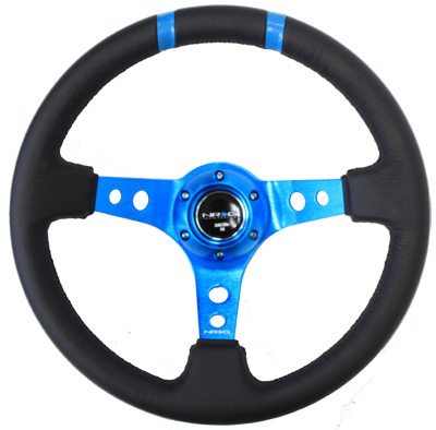 Limited Edition 350mm Sport Steering Wheel (3