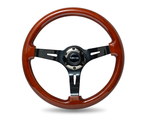 Classic Dark Wood Grain Wheel (3