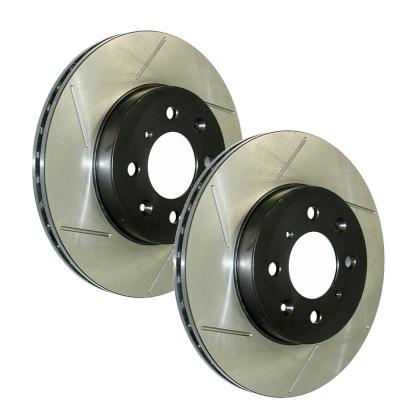 Stoptech Slotted Sport Brake Rotor for Sonata / Optima (Front Right)
