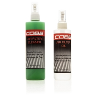 Cobb Universal Air Filter Cleaning Kit - Clear
