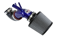 HPS Performance Shortram Air Intake Kit 2013-2014 Hyundai Genesis Coupe 2.0T Turbo, Blue