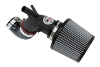 HPS Performance Shortram Air Intake Kit 2013-2014 Hyundai Genesis Coupe 2.0T Turbo, Black