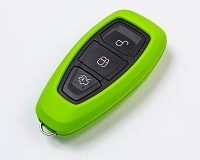 Agency Power Lime Green Plastic Key FOB Protection Cased 1st Gen Remote Key Focus Focus ST 13-15