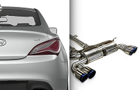 ARK Performance DTS Exhaust System for 2010-12 Hyundai Genesis Coupe 2.0T