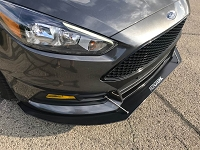Aerotekk Front Track Splitter for 15-18 Focus ST