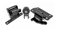 Torque Solution Complete Engine Mount Kit: Ford Focus ST 2013+ / RS 2016+