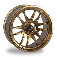Cosmis Racing XT-206R Hyper Bronze Wheel 18x9 +33mm 5x108 (4 Piece Set for Focus ST/RS fitment)