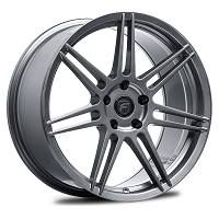 Forgestar Wheels CF7S 19x9.5 / 19x11 staggered setup for 2010-2016 Genesis Coupe (Deep Concave)