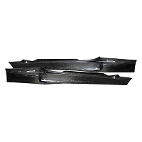 Hyundai Genesis Coupe | 2010-2012 | C-FX Carbon Side Skirts