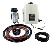 AEM V2 Water/Methanol Injection Kit, Standard Controller - Internal MAP with 35psi max, 200psi WM Pump, 1 Gallon Reservoir, Conductive Fluid Level Sensor
