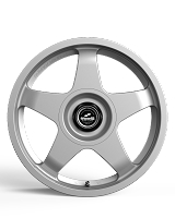 Fifteen52 Chicane 18x8.5 5x108/5x112 45mm ET 73.1mm Center Bore Speed Silver Wheel Set (Focus ST/RS Fitment)