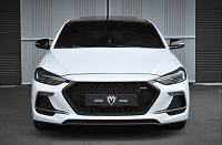 M&S Grille for 2017-2018 Hyundai Elantra Sport
