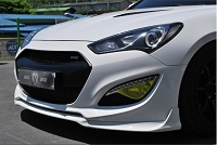 M&S Grille for 2013-2016 Genesis Coupe