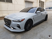 M&S Front Lip for Genesis G70