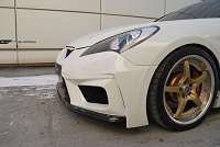 M&S Front Body Kit Bumper GHOST SHADOW for Hyundai Genesis Coupe BK1 (2010-2012)