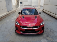 M&S Front Splitter for KIA Stinger
