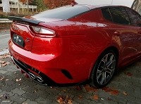 M&S Trunk Spoiler Type S for KIA Stinger